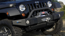 2012 Jeep Wrangler with Mopar accessories - 12.9.2011