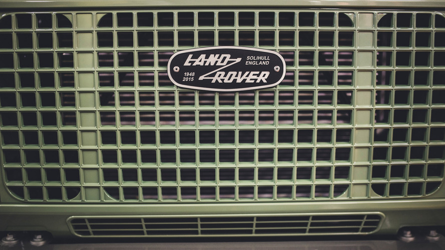 Jaguar Land Rover had $3.7 million worth of engines stolen