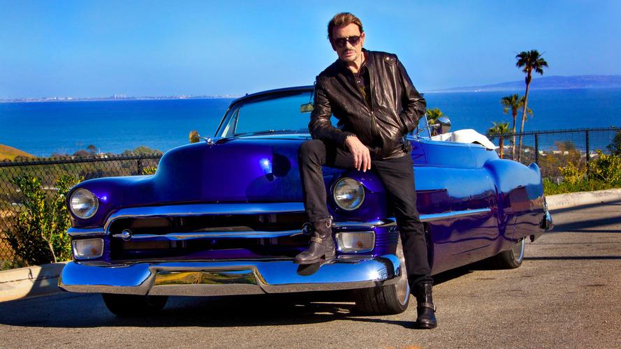 La Cadillac de Johnny Hallyday est à vendre !