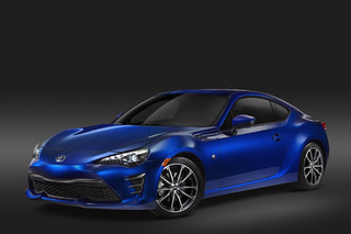 Toyota Gives the Scion FR-S More Power and a New Name