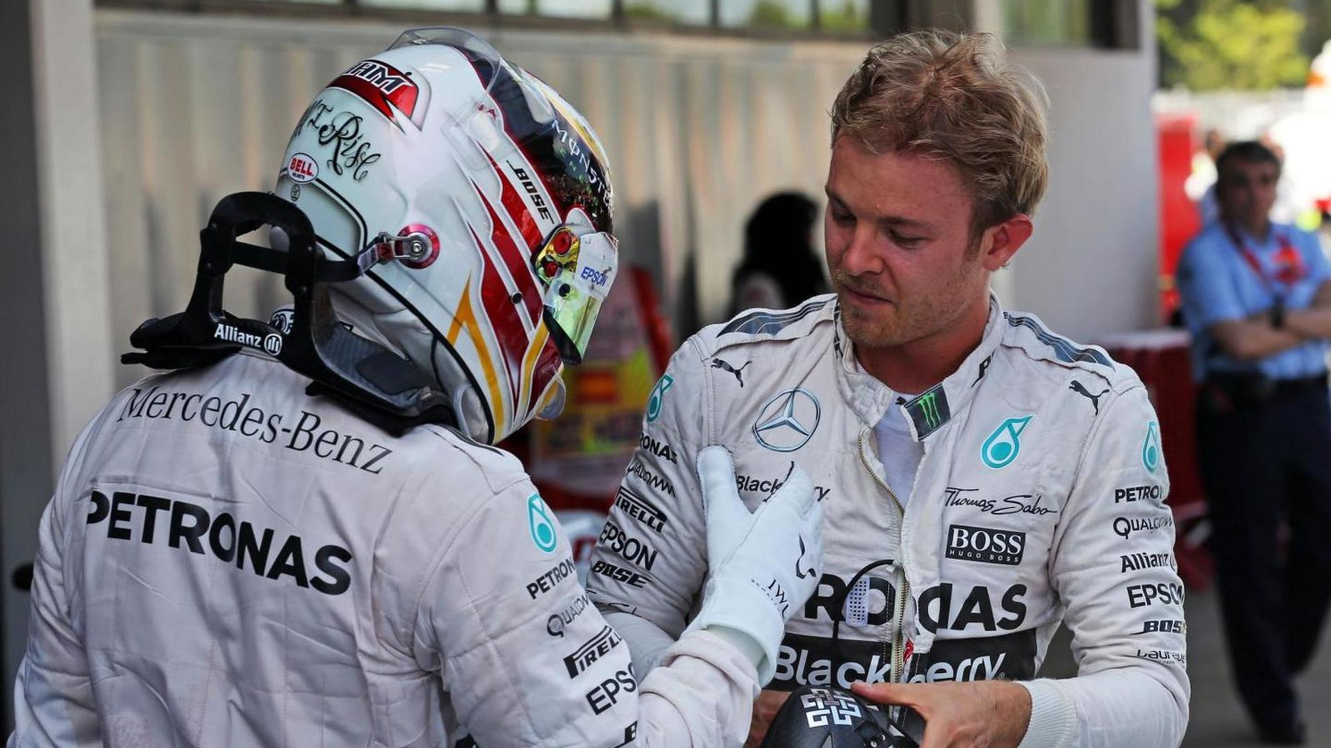 Hill says Hamilton 'underestimated' Rosberg