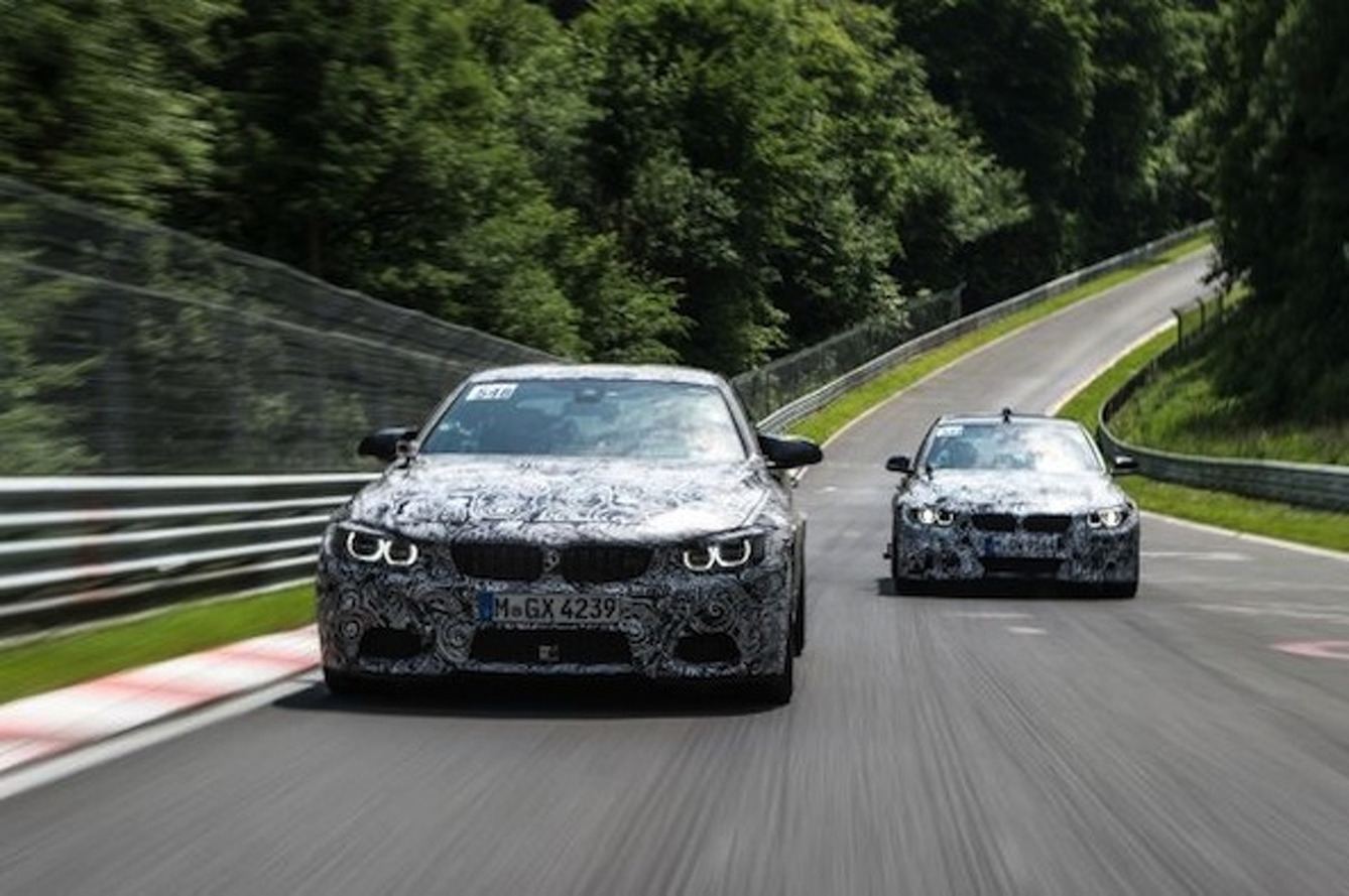 BMW M3 and M4 to Boast 430HP, Standard Manual Transmission