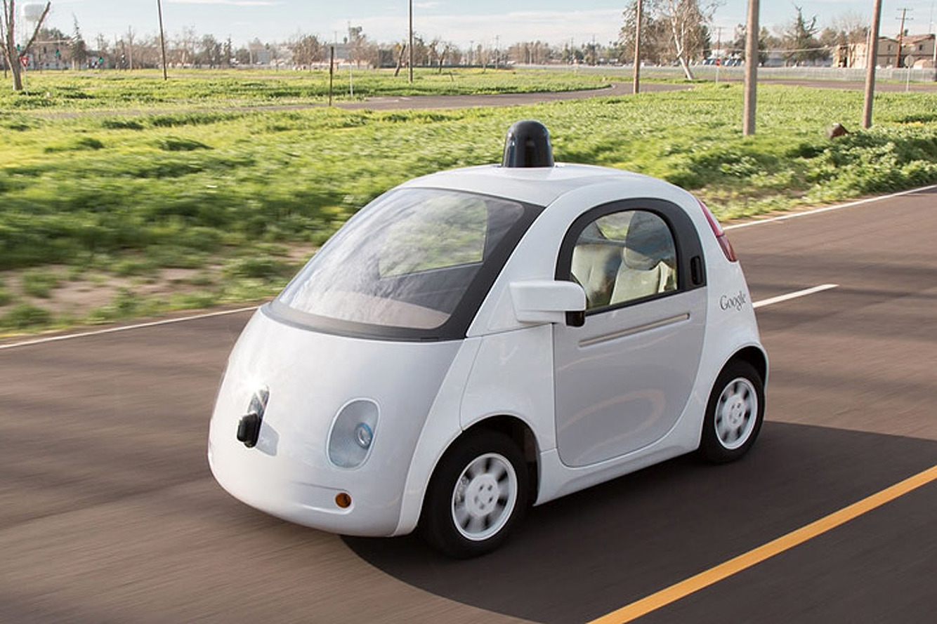 Google Auto LLC Tipped as the Company Behind the Self-Driving Car