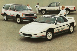 Our 10 Favorite Indy 500 Pace Cars