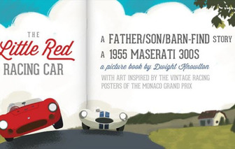 The Little Red Racing Car is the Best Kids' Car Book Ever
