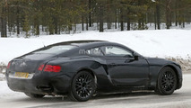 Spyshot de la Bentley Continental GT 2018