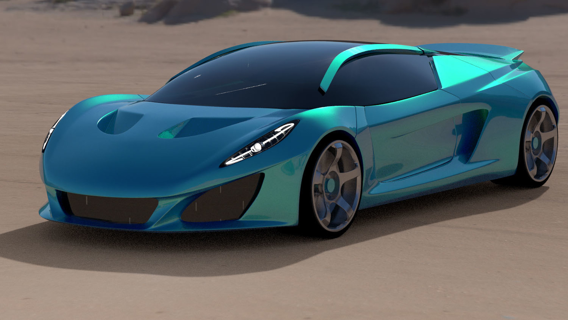 Keating Supercars Teases The Berus Ahead Of Debut