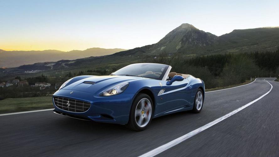 Ferrari California successor coming next summer - report