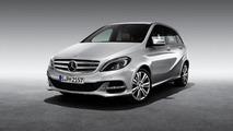 Mercedes-Benz B 200 Natural Gas Drive