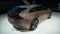 Hyudai i-oniq concept live in Geneva 06.03.2012