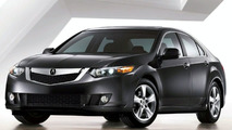 2009 Acura TSX to debut at New York