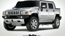 Hummer H2 Silver Ice Limited Edition