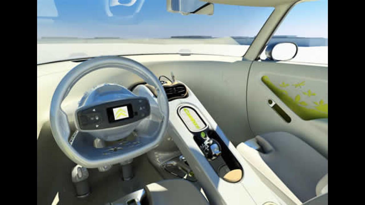 Conceito Citroën C-Cactus híbrido a diesel