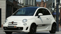 Abarth 500 Competitizione Limited Edition surfaces