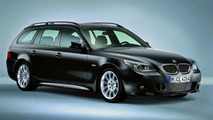 BMW 5 Series Touring with M sports package (08/2004)