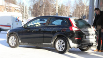Volvo C30 mule spied 10.02.2011