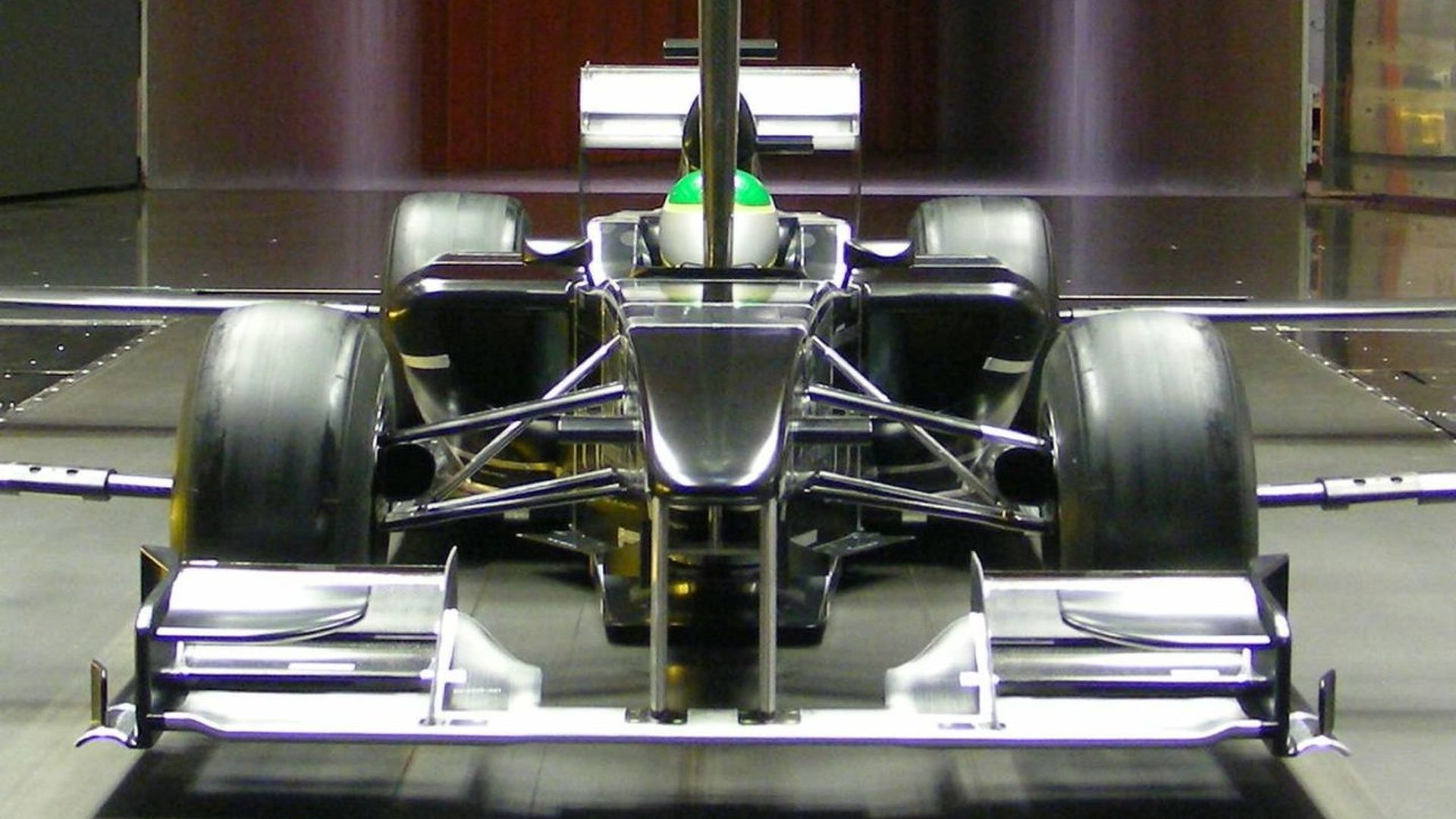 Lotus to build wind tunnel in UK