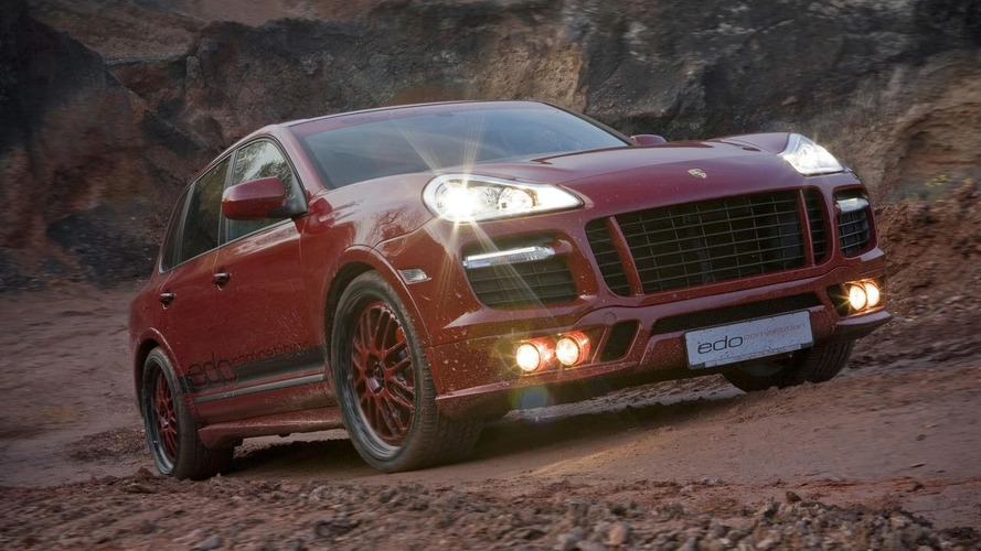 edo Competition Porsche Cayenne GTS with 450 hp