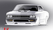 Ringbrothers teases 980 HP Chevrolet Chevelle for SEMA