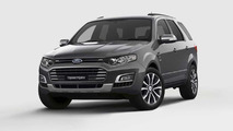 Ford Australia reveals final locally-made Territory