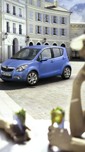 New Opel Agila