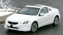 SPY PHOTOS: Honda Accord Coupe for U.S.