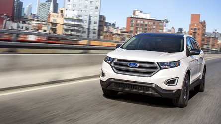 2018 Ford Edge Adds Visual Flair With New SEL Sport Appearance Pack