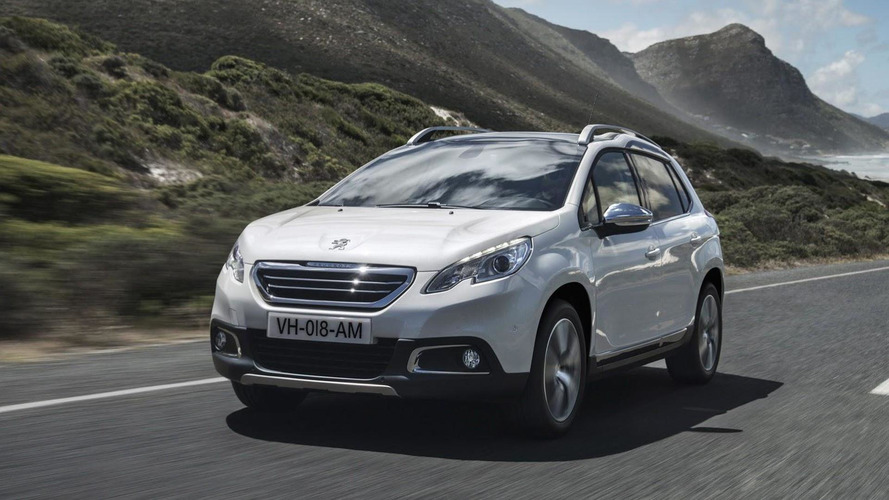Peugeot 6008 concept coming to the 2014 Beijing Motor Show - report