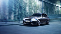 AC Schnitzer squeezes tuned M550d tri-turbo engine inside 1-Series for Essen