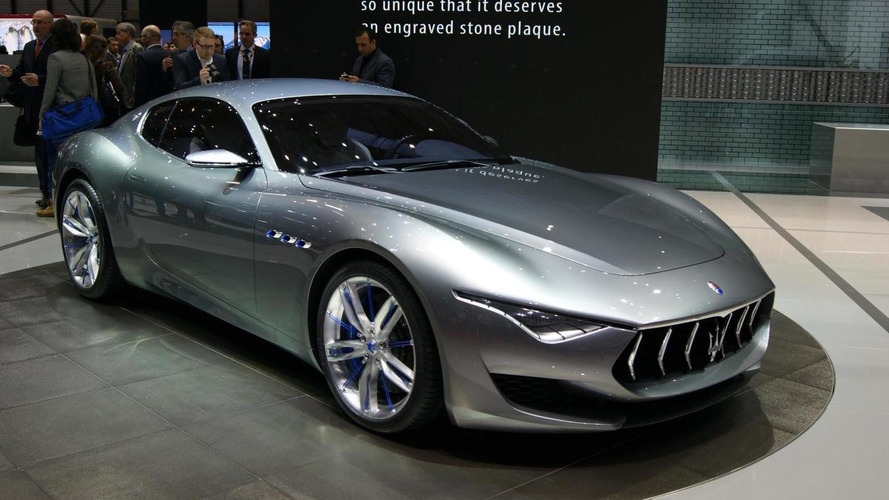 Maserati Alfieri reportedly pushed back until 2020