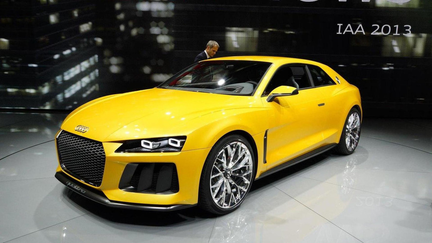 Audi Quattro could have a turbocharged five-cylinder engine with 340-360 HP - report