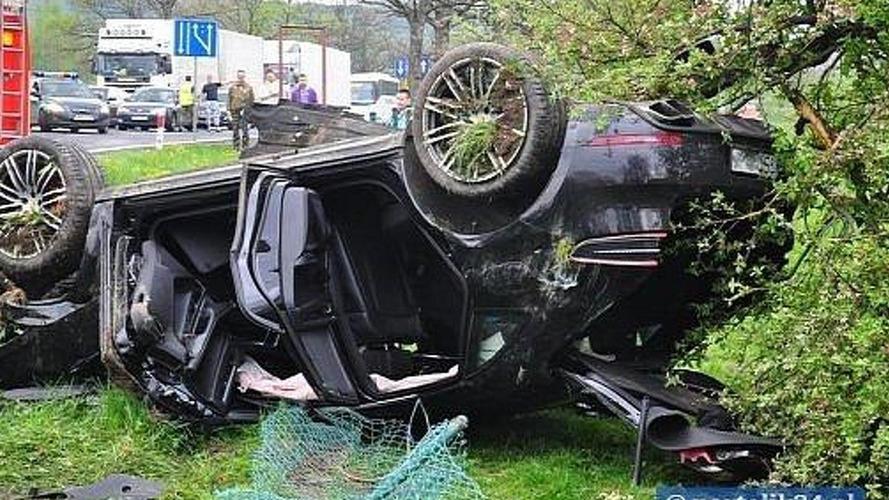 First Porsche Macan crash comes from Poland