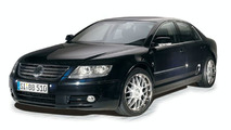 B&B tuned VW Phaeton