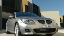 BMW 540i M Sport Package