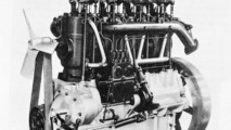 1923: The OB 2 diesel engine from Benz & Cie.