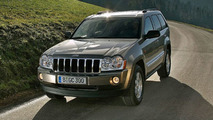 New Jeep Grand Cherokee Launched (UK)