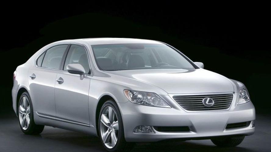 Lexus LS May Get V6