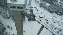 Audi Breaks Ski Jump Record Again