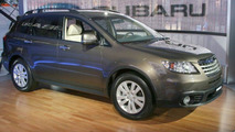 2008 Subaru B9 Tribeca at New York Auto Show