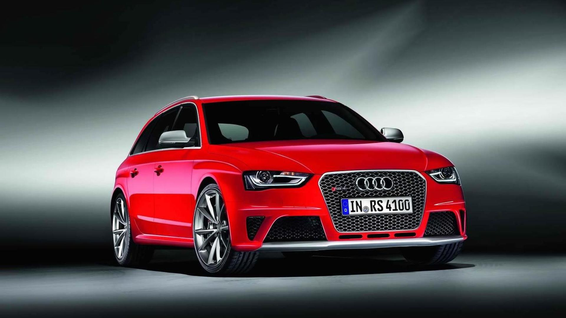 Audi RS4 Avant pricing for UK announced [video]