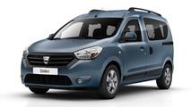 Dacia Dokker vans revealed