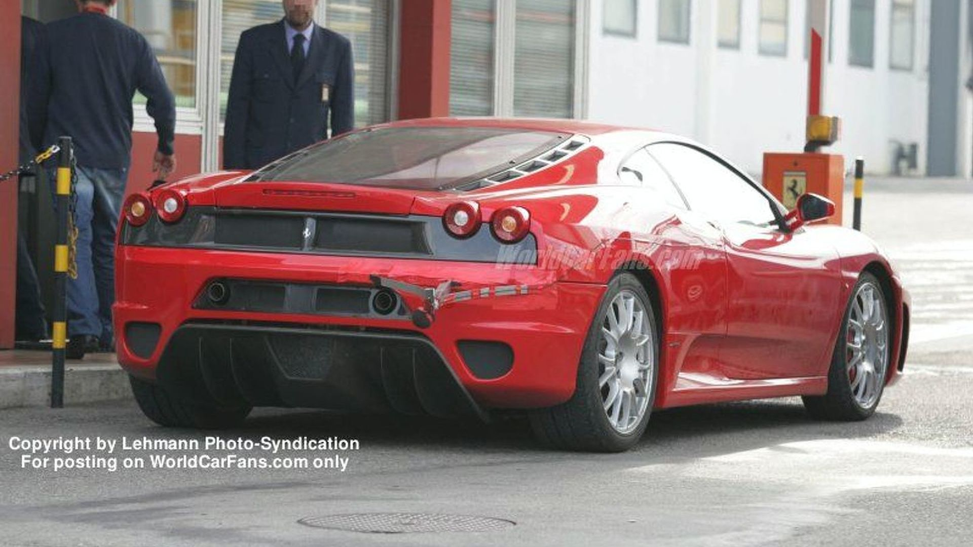 SPY PHOTOS: More Ferrari F430 Challenge Stradale