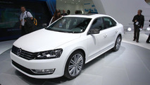 Volkswagen Passat Performance Concept showcased in Detroit