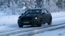 Mercedes-Benz GLA 45 AMG spy photo 16.1.2013 / Automedia
