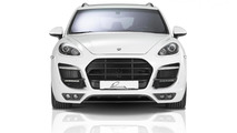 Lumma CLR 558 GT-S body kit for Porsche Cayenne