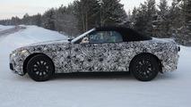BMW Z5 spied up close