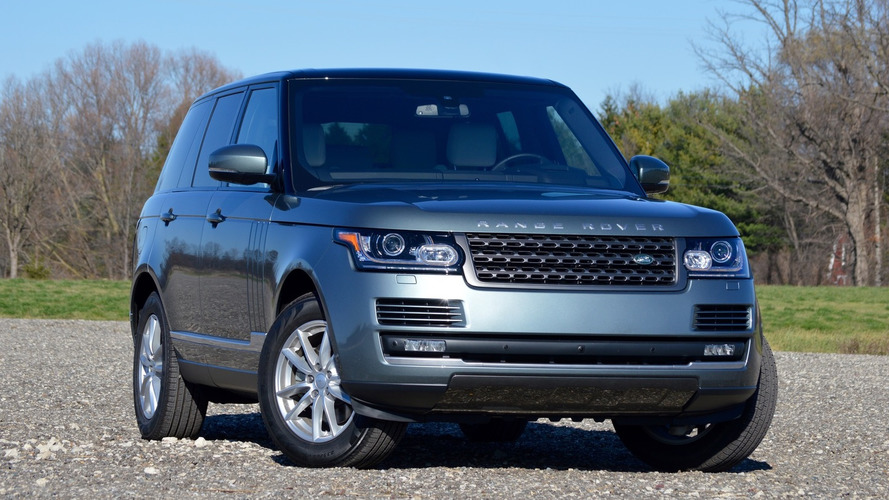 Tested: 2016 Land Rover Range Rover