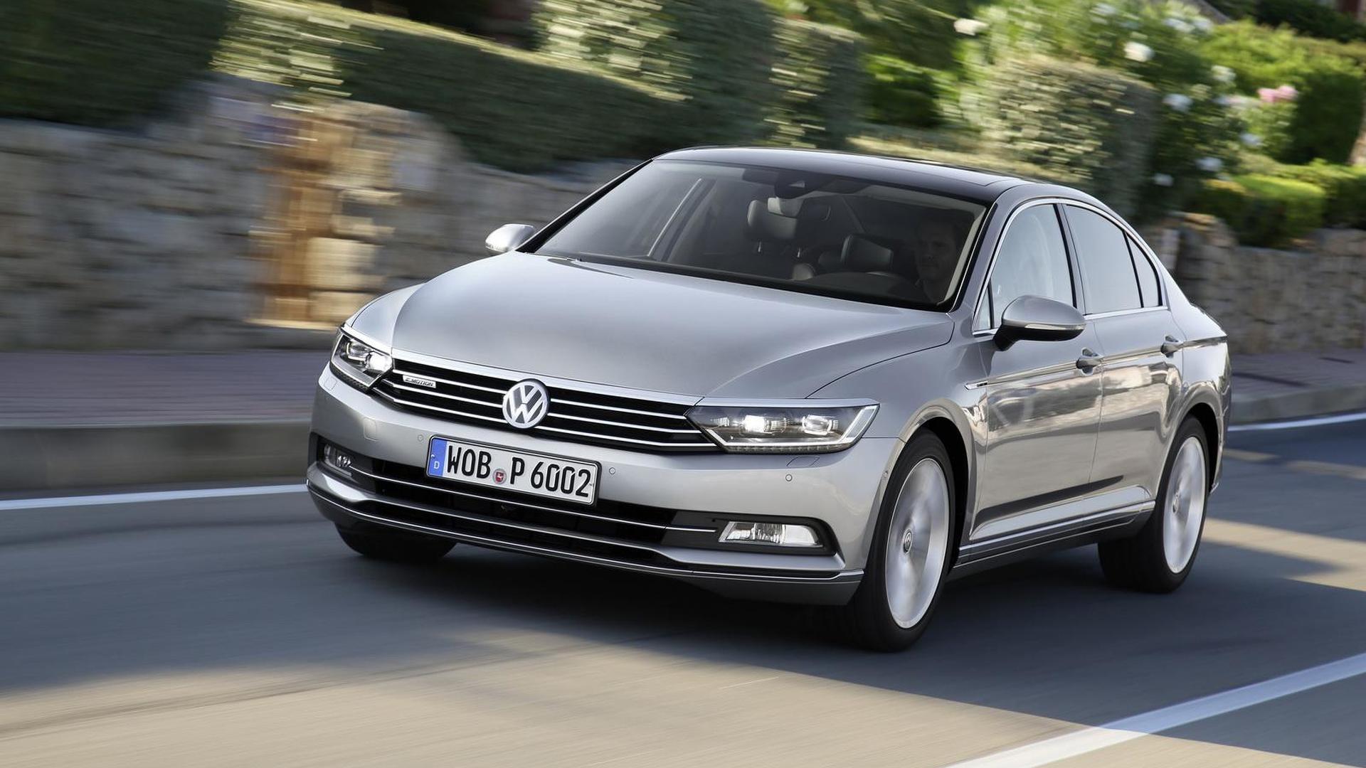 Volkswagen identifies CO2 offenders from Audi, Seat, Skoda and VW