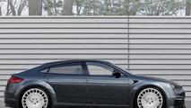 Audi TT Sportback rendering