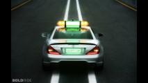 Mercedes-Benz SL63 AMG F1 Safety Car